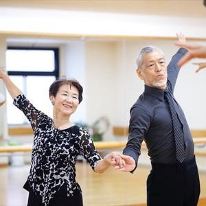 グループレッスン(社交ダンス)