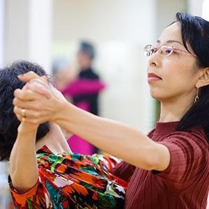 個人レッスン(社交ダンス)